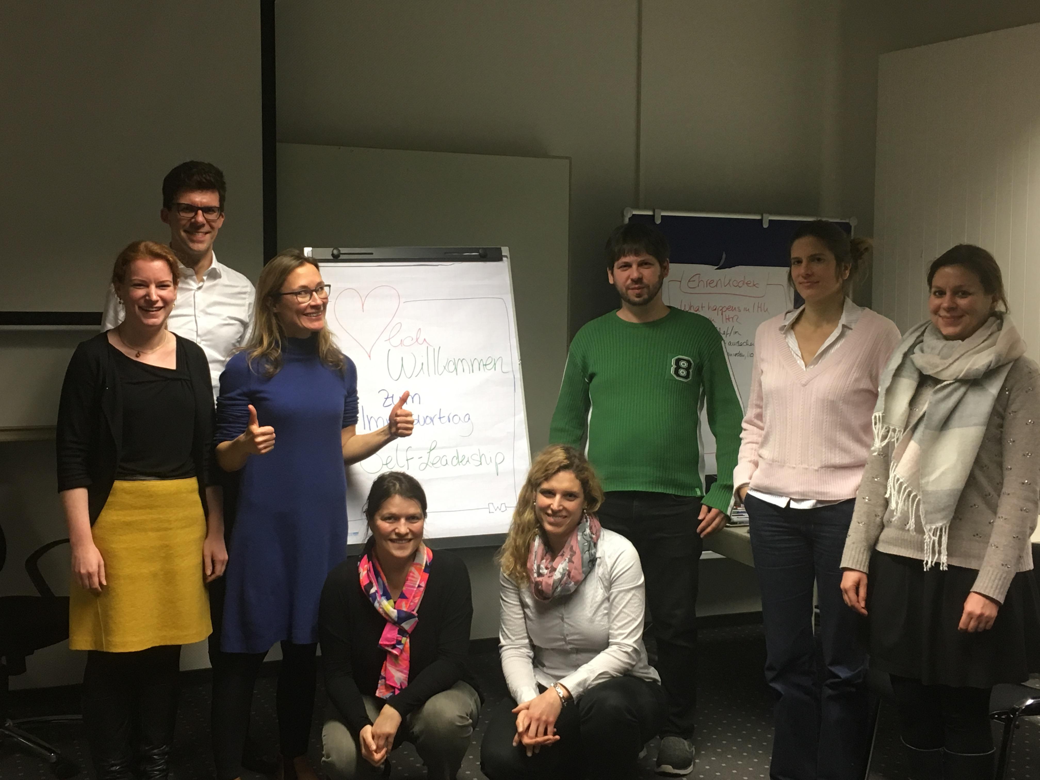 Wirtschaftsjunioren Mainz (Rheinhessen) - Self-Leadership